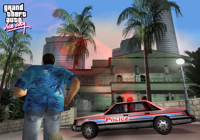 Download GTA Vice City Free - Full Version Game for PC