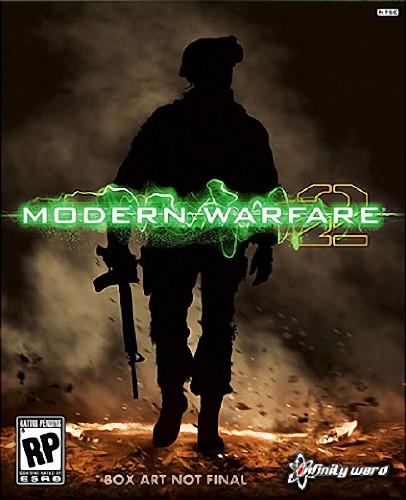 Call OF Duty Modern Warfare 2 - Sevlan Edition (2010) PC Rip скачать. пошаг