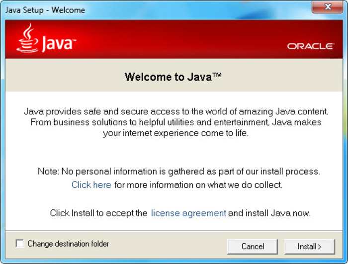 Java runtime environment (32-bit) download (2019 latest) for pc.