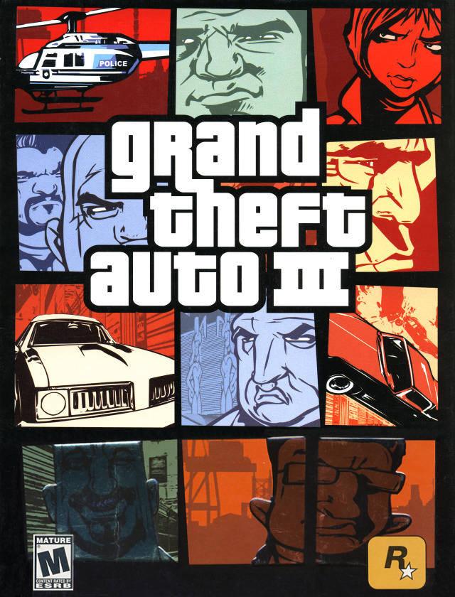 GTA 3 (Чистая версия)