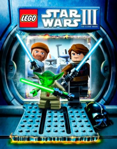 Лего Звёздные Войны 3 Война Клонов