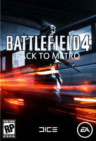 Бателфилд 4 Back to Metro