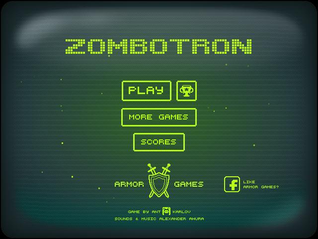 Зомботрон 3