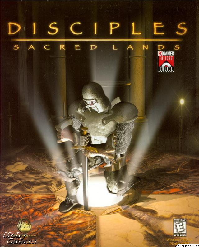 Disciples Sacred Lands