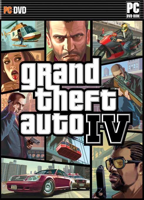 GTA 4 на компьютер