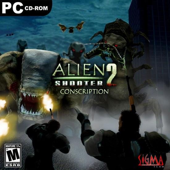 Алиен Шутер 2