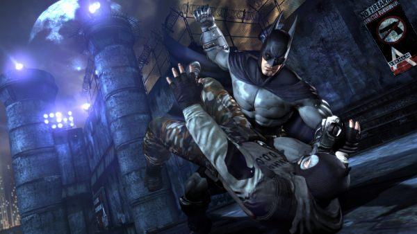 скачать игры торрент batman arkham origins