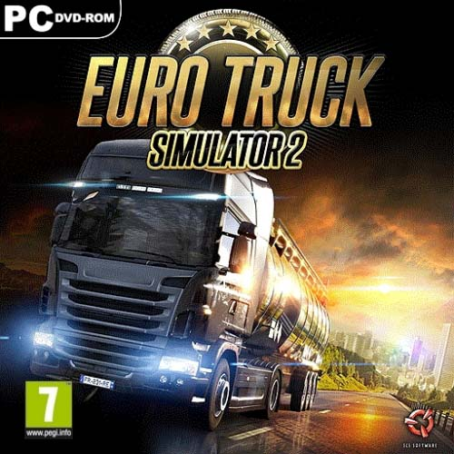 Euro Truck Simulator 2 [v.1.40.1.7s + DLC]