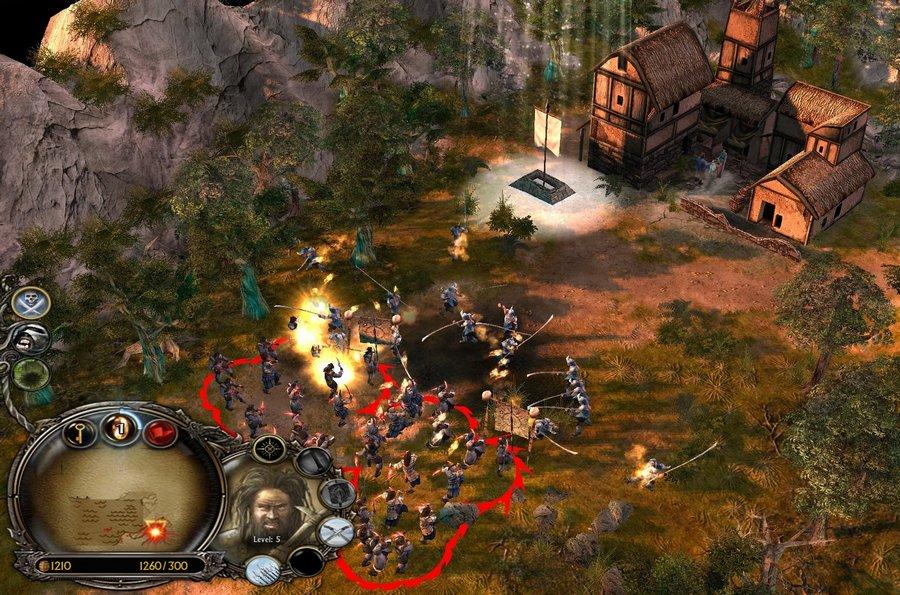 Властелин колец битва за средиземье 2 скачать торрент игра