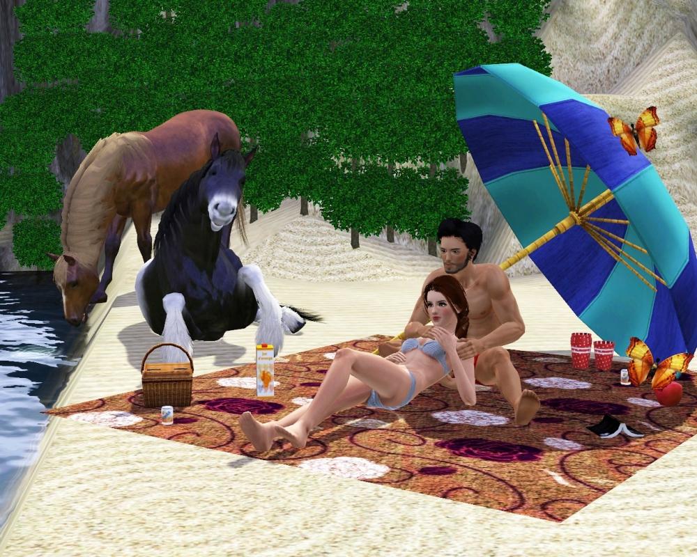 Sims 3 Райские Астрова