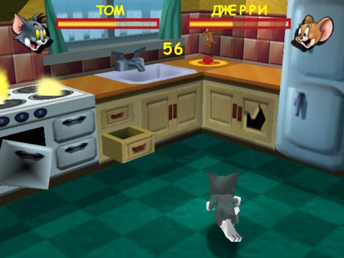 Видео на игру том и джерри разрушитель фильм со сталлоне