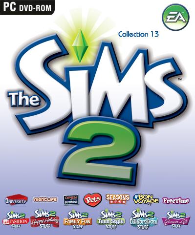 скачать бесплатно через торрент игру the sims 2 18 в 1 через торрент