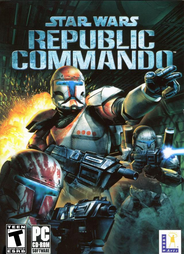 Star Wars Republic Commando 2