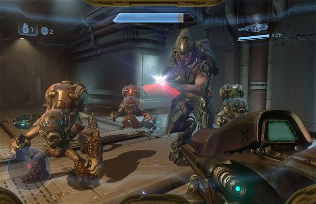 Halo 4 игра pc скачать торрент pc