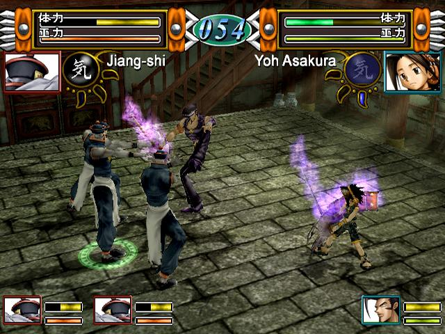 Игру Shaman King На Pc