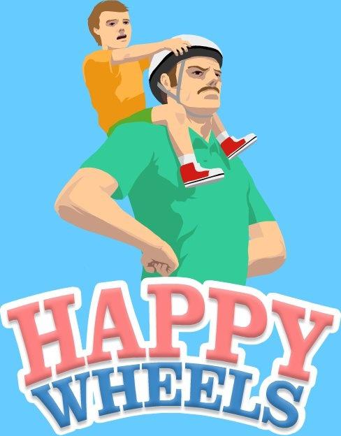 Счастливые колёса 2 Flash