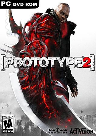 Скачать игру прототип 3 (prototype 3) бесплатно через