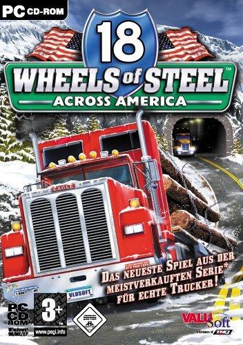 18 стальных колёс по дорогам америки