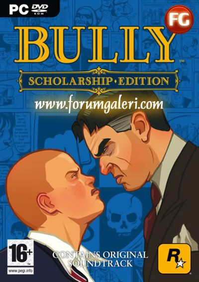 Bully scholarship edition 2