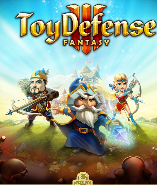 Toy defense 3 Fantasy