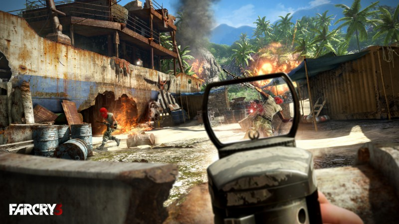 Игра Far Cry 3 Торрента