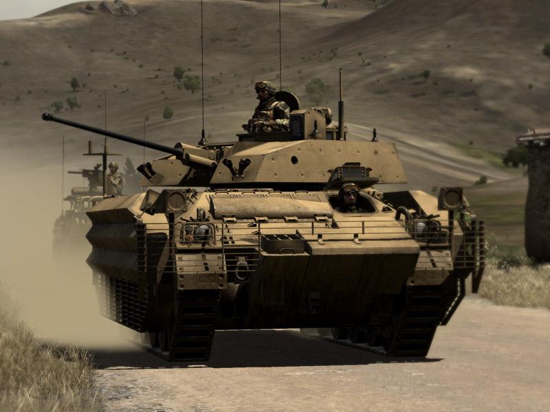 Скачать патч к игре Arma 2: British Armed Forces 1.01 бесплатно ( 2.57 Mб.