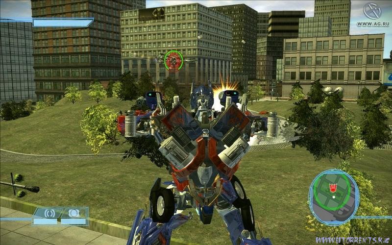 Скачать трансформеры 2: месть падших / transformers revenge of.