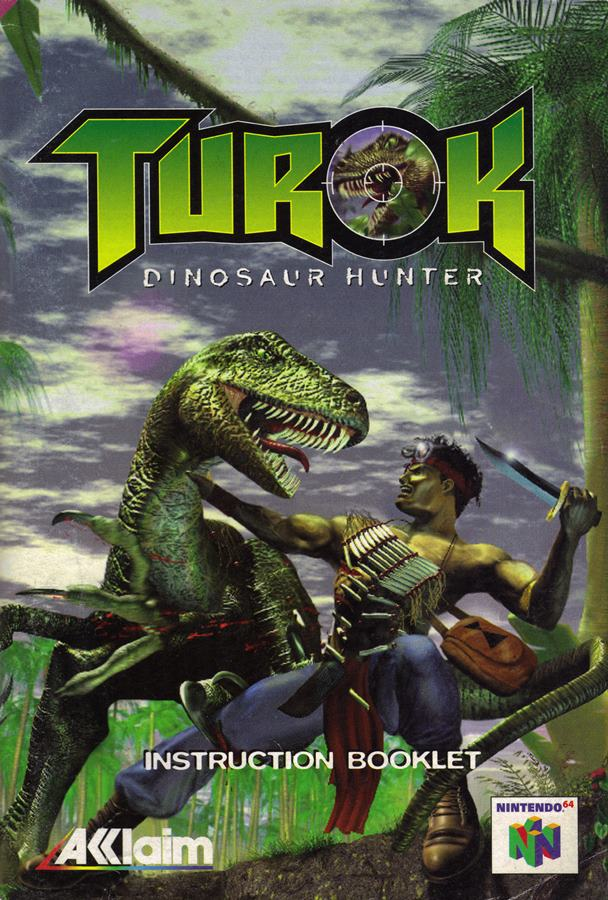 Turok Dinosaur Hunter