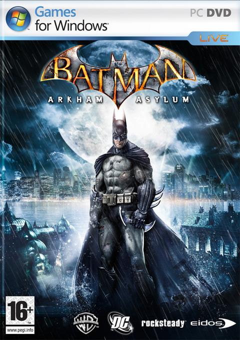 Бэтмен аркхем асилум