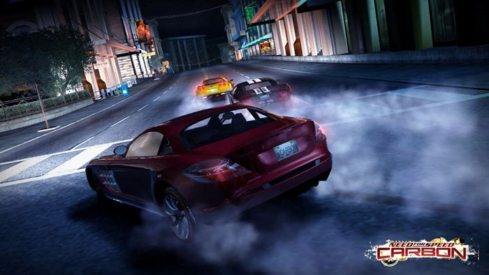 Need For Speed: Carbon скачать через торрент бесплатно
