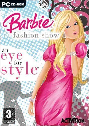 Барби показ мод 2
