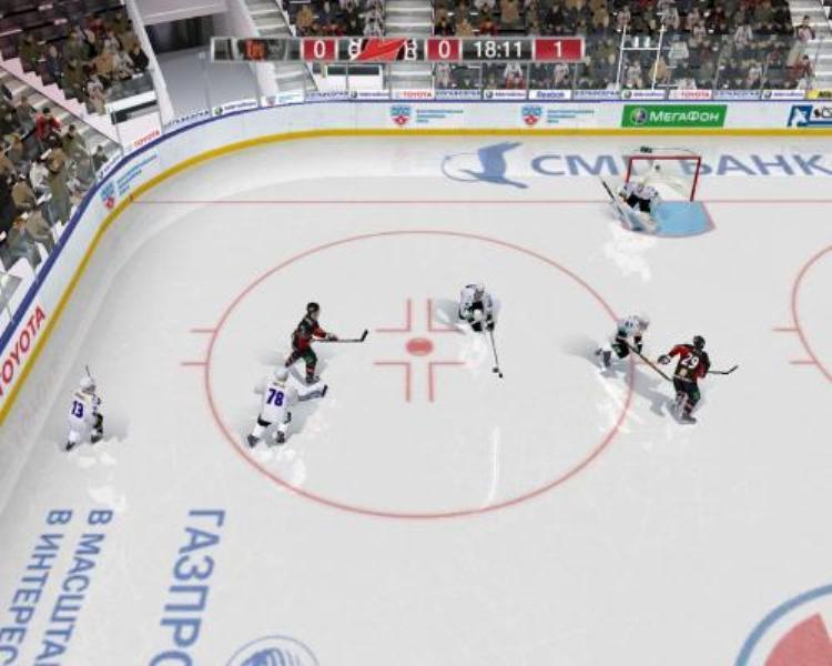 Игра Хоккей Играть Кхл Бесплатно