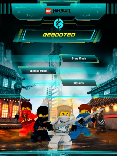 игра бесплатно лего ниндзя го: