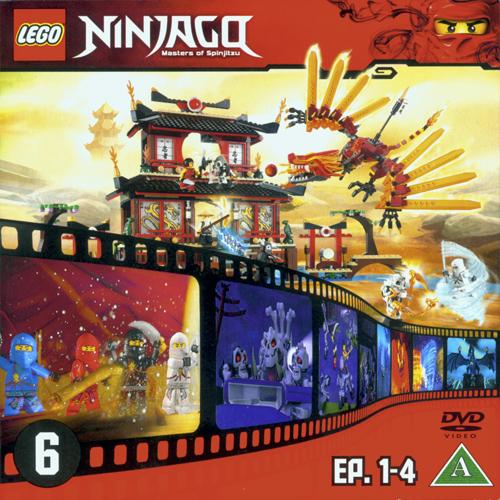 Лего Ниндзя Го