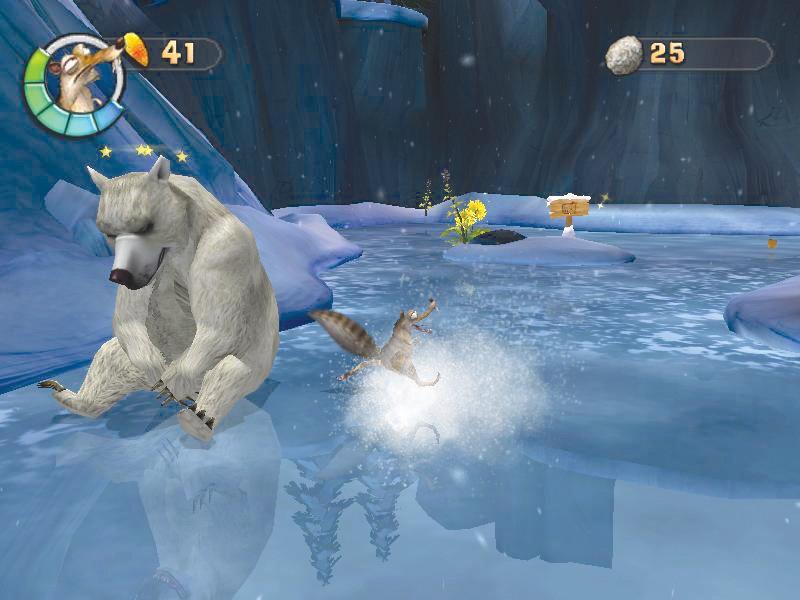 Мини игра для пк ледниковый период скачать торрент