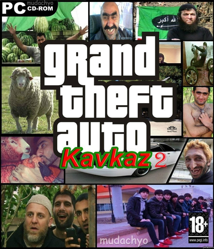 GTA Kavkaz San Andreas