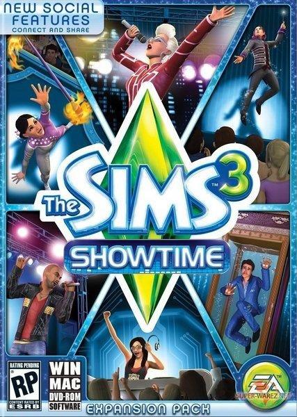 Симс 3 Шоу бизнес