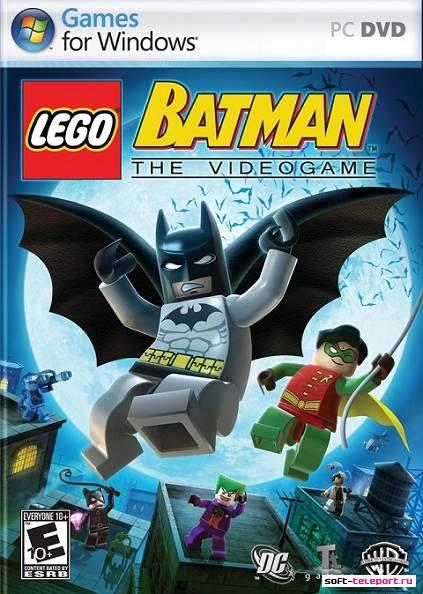Лего Бетман