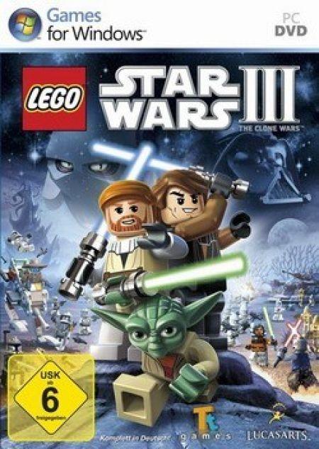 LEGO Звёздные Войны 3