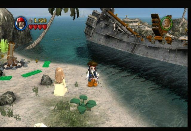 Игра Лего Пираты Карибского Моря Скачать Бесплатно На Компьютер - фото 10