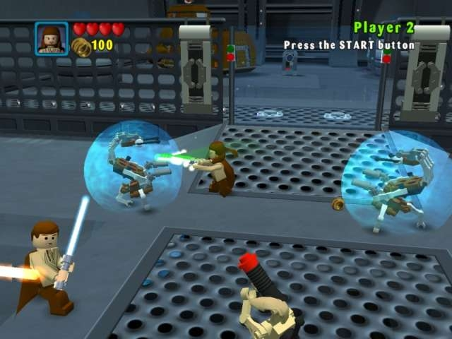 Лего Стар Варс 3 Игру