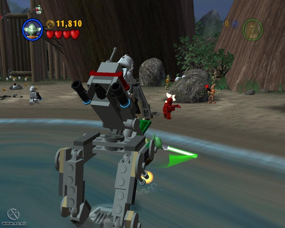 Скачать Торрент Лего Стар Варс Войны Клонов