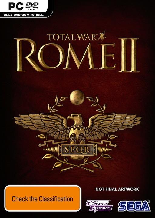 Рим 2 тотал вар