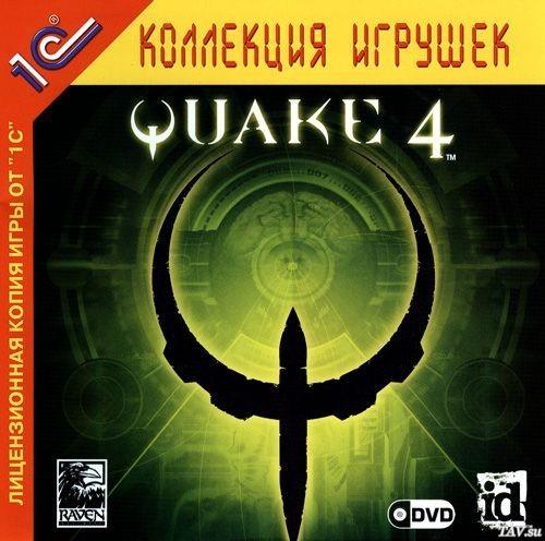 скачать игру quake 4