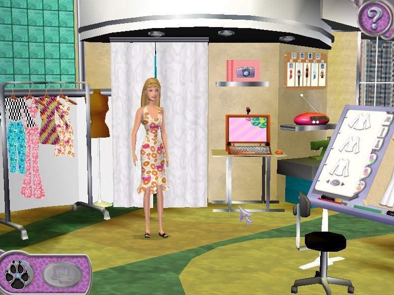 Барби показ мод бесплатно и без