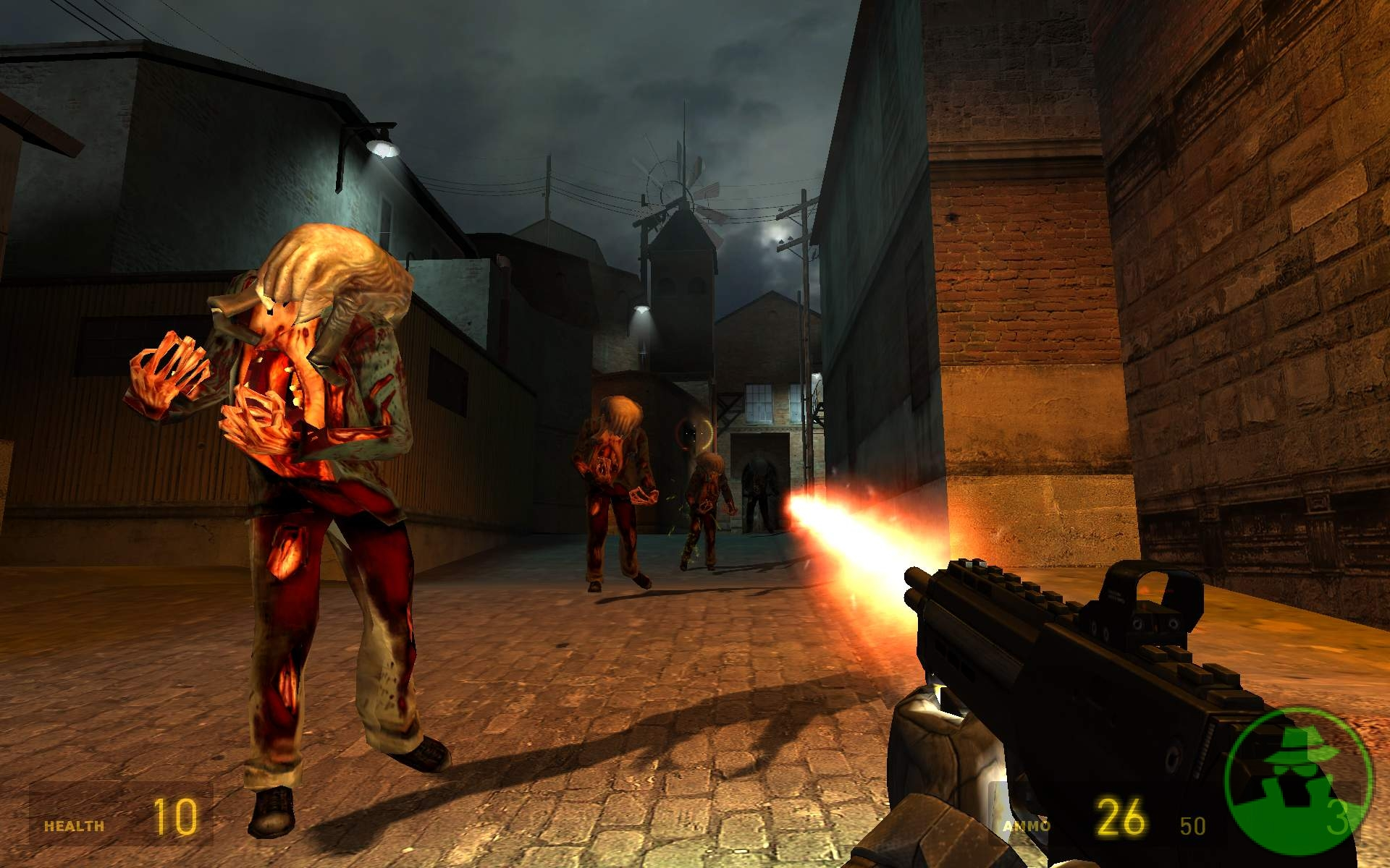 Скачать GTA Half Life