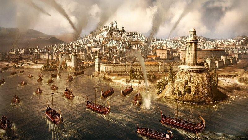 Стратегия Рим Торрент