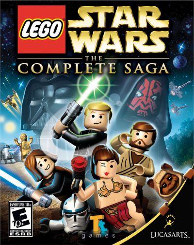 Лего Стар Варс 1