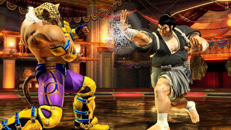скачать игру Tekken 6 на компьютер через торрент бесплатно на русском - фото 5