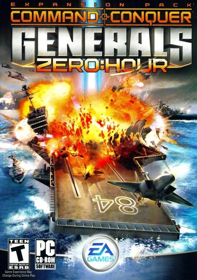 Генералы Zero Hour